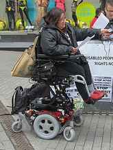 Review: Sunrise Medical Quickie Salsa Mid Wheel Drive powerchair