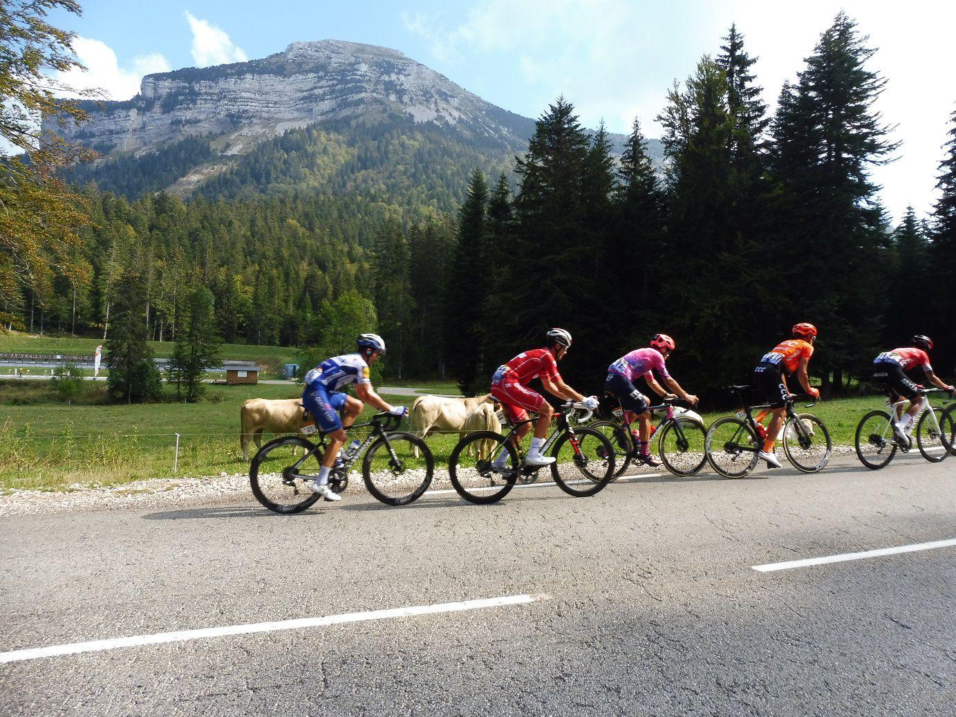 Tour de France 2020 en Isère.
