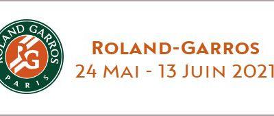 Report Roland Garros
