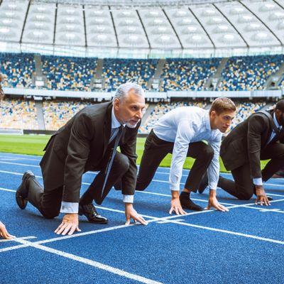 Cab Santé parle du sport en entreprise dans le magazine Chef D'Entreprise !!