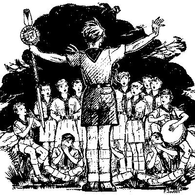 Refonte du Carnet de Chants