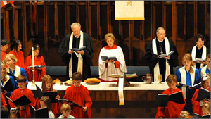 l'eglise presbytérienne décadente