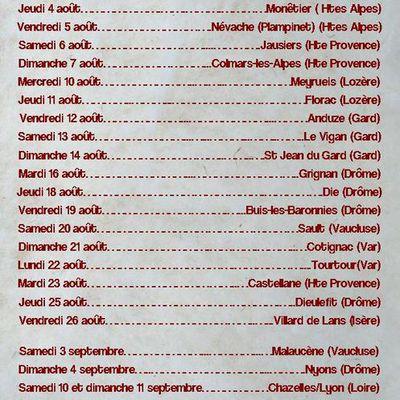 Marché de la laine le 31 juillet Saint Pierre de Chartreuse : Teinture végétale