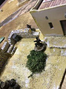 Les renforts arrivent et cela devient tendu pour les SAS