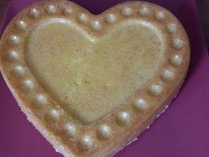 Gâteau de Savoie aux amandes