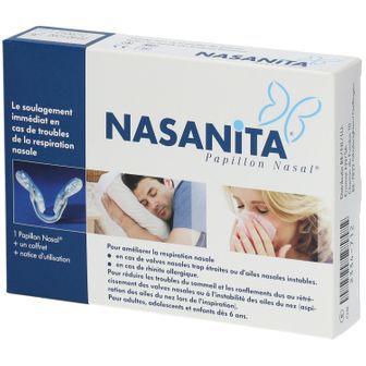 Nasal Nasanita (écarteur/dilatateur nasal pour les problèmes d' obstruction nasale liée aux valves nasales )