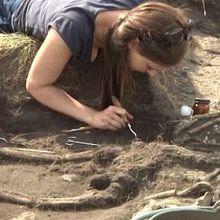 Les archéologues ont découvert une scène de crime en Suède datant de 1500 ans
