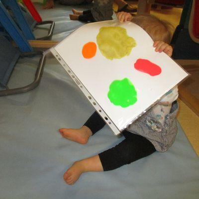 Atelier pour les petits