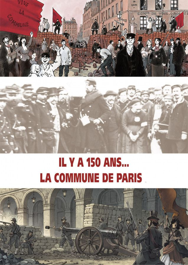 Encore la Commune de Paris...par Bruno GUIGUE