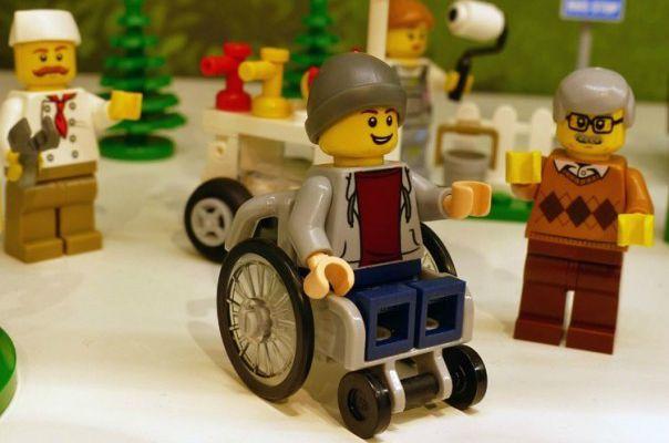 Innovation produit : Lego lance son personnage en fauteuil roulant