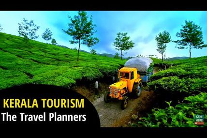 India by Kerala Tourism Video : The Travel Planners...