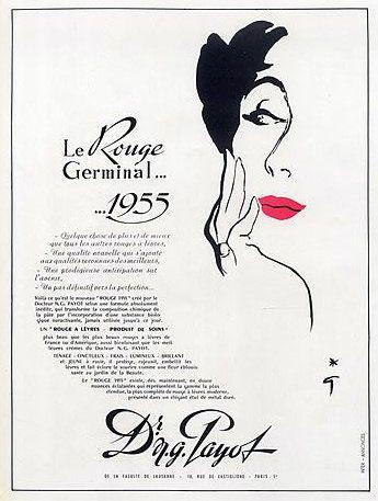 PUBLICITES : LES GRANDS NOMS DE L'AFFICHE : René GRUAU...