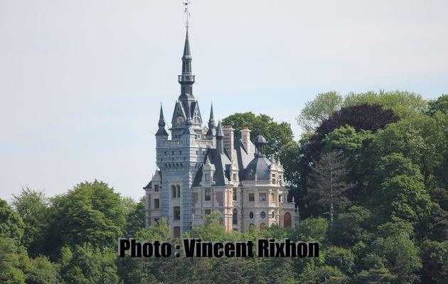Tourisme : le château Le Fy à Esneux