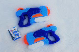 Pack de pistolets à Eau de Jardin et de Plage