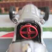 F1 MERCEDES W 125 1937 NEW RAY 1/43 - FORMULE 1 MERCEDES W125 - car-collector