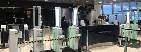JFK's Terminal One launches facial recognition boarding with Vision-Box