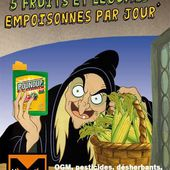Humour OGM: Monsanto intoxication