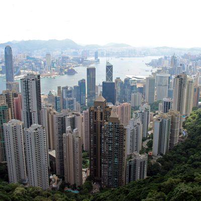 Urbanisme à Hong-Kong