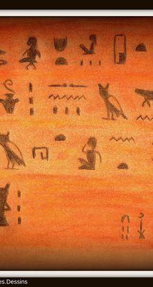 Hiéroglyphes - Kames / Kamosis - Les femmes d'Avaris ne seront plus enceintes...