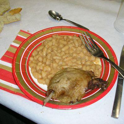 samedi 04 décembre 2010 à 19h30 : repas campagnard à la salle des fêtes de Saint Martial