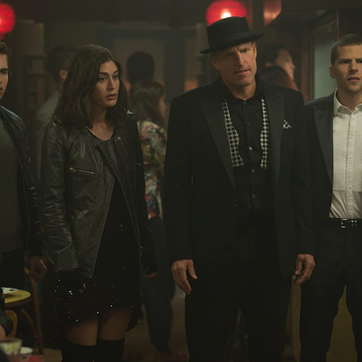 Insaisissable 2 (Now you see me 2 - Jon M. Chu, 2016)