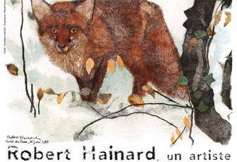 """Conférence d'Artzamendi : """"Robert Hainard, un artiste à travers l'Europe sauvage"""", à Montbard (Côte-d'Or), le samedi 26 janvier 2013"""