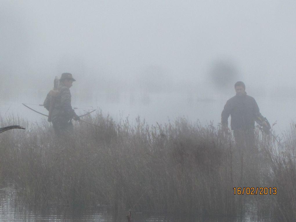 journée de chasse aux ragondins 2013