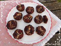 Petits brownies healthy sans sucre, ni beurre, ni farine