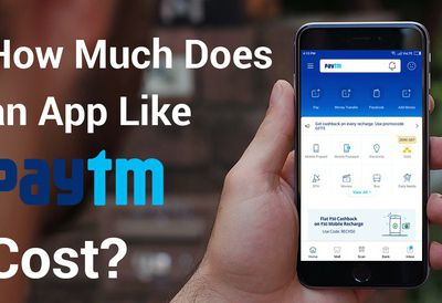 How much does it cost to make an app like Paytm/Groupon?