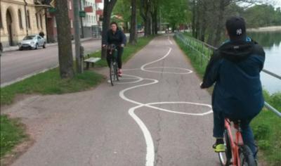 A vélo on décarbonne plus vite qu'en auto ; Le vélo déconfiné ;