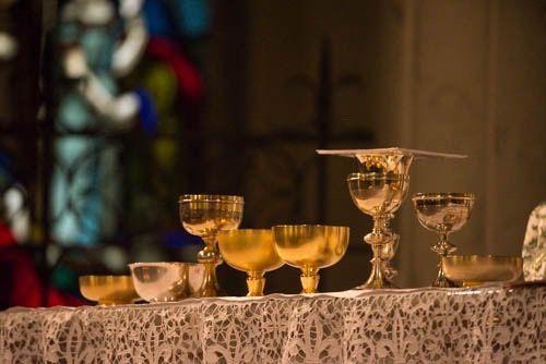 Messes Ascension et Pentecôte.