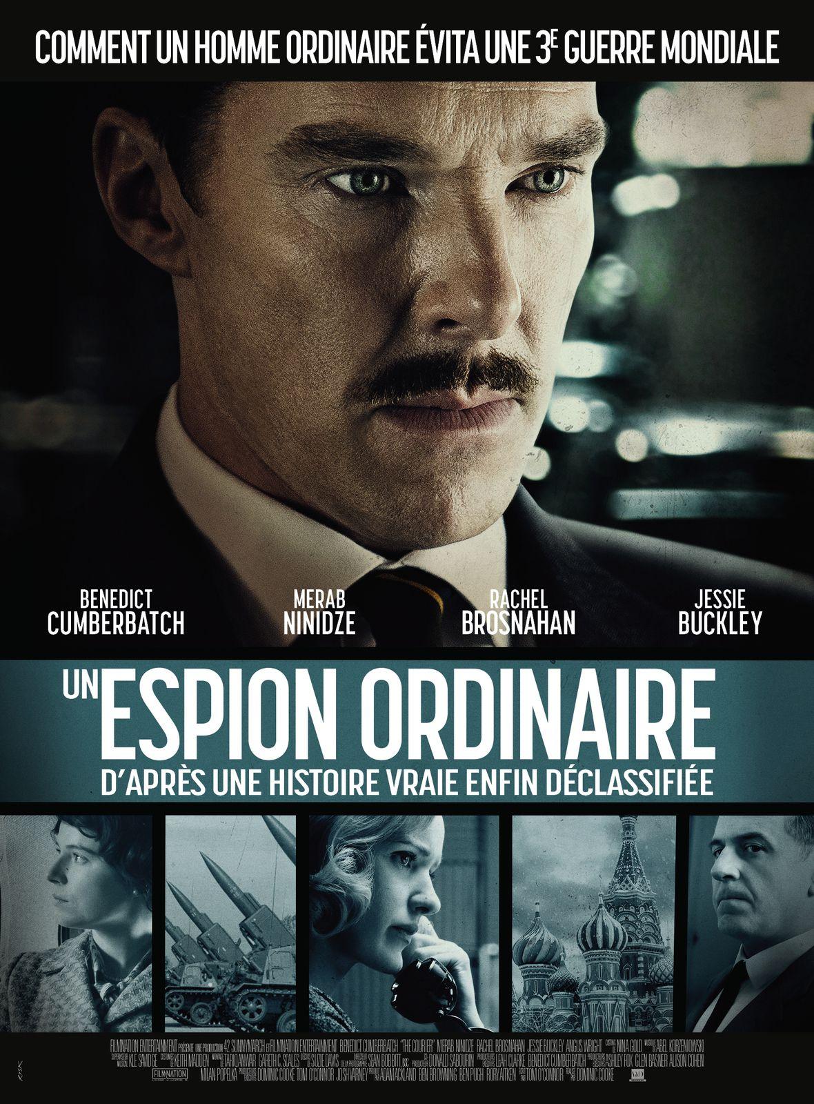 Un espion ordinaire (BANDE-ANNONCE) avec Benedict Cumberbatch, Merab Ninidze - Le 23 juin 2021 au cinéma