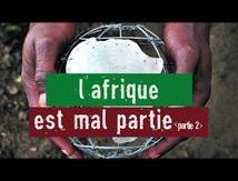 Loïc Kamwa - L'Afrique est mal partie - 2ème partie: le problème des frontières
