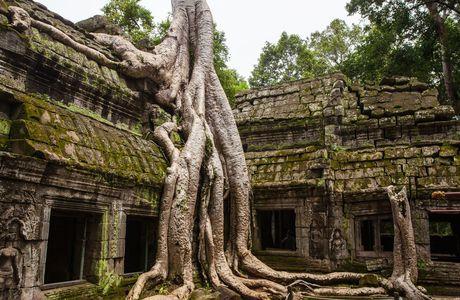Découvrir les vestiges de la colonisation au Cambodge