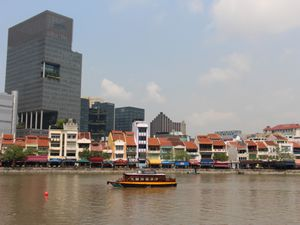 Singapour, luxembourgeoise d'Asie