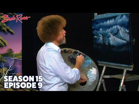The Joy of Painting - Bob Ross - Christmas Eve Snow (Season 15 Episode 9)