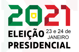 PORTUGAL /Élection à la présidence de la République 2021 Voter à l'étranger - 23 et 24 janvier