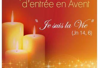 MARTIGUES 27 NOVEMBRE : VEILLEE D'ENTREE EN AVENT