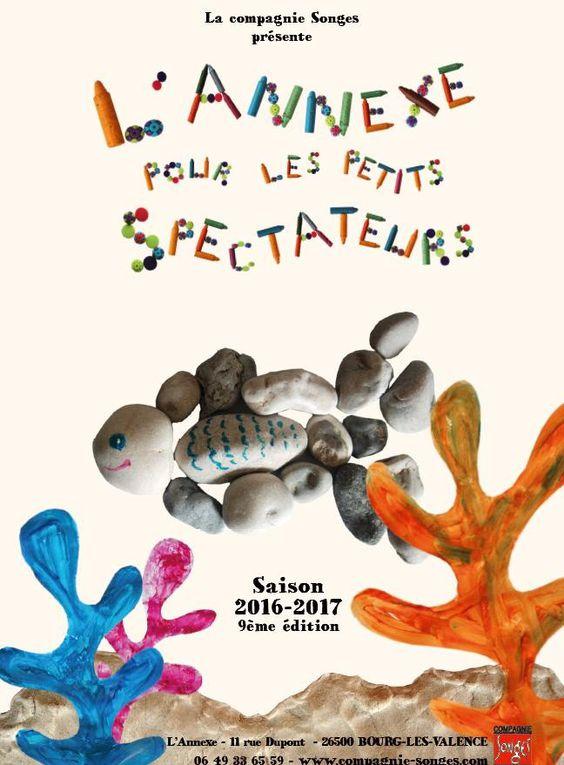 L'Annexe pour les Petits Spectateurs 2016-2017 : Deux spectacles de la Cie Nid'Poule le 5 et le 12 octobre !
