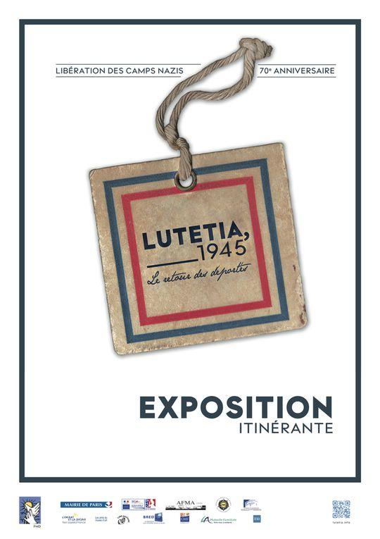 Lutetia 1945, le retour des déportés