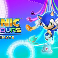 [Test] Sonic Colours : Ultimate