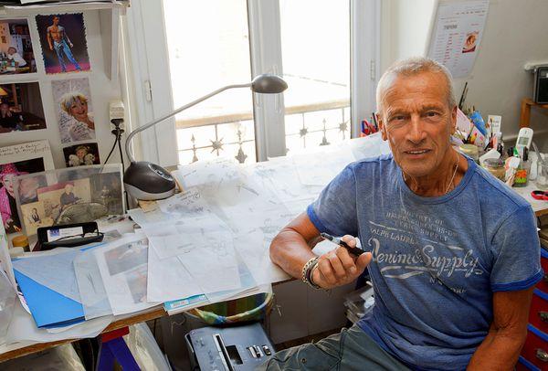 Roberto Rosello, un scénographe créateur de costumes de cirque