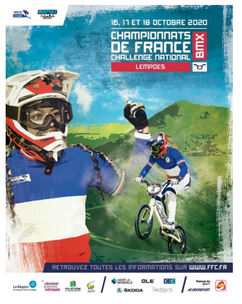 Invitation : Championnat de France à Lempdes