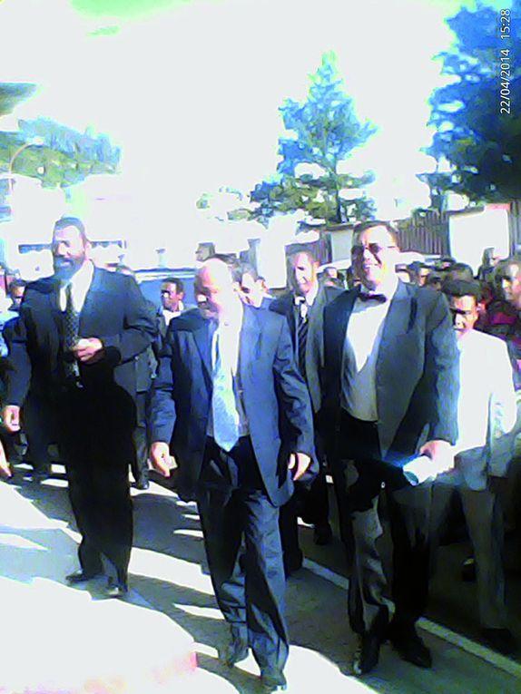 Photos passations entre les ministres
