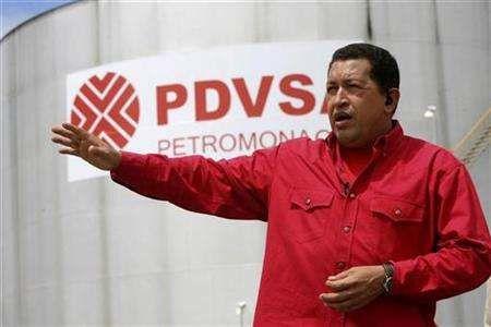 Le Venezuela dispose d'importantes réserves d'hydrocarbures, ce qui place le pays au cinquième rang en termes de réserves conventionnelles prouvées. De plus, il représente approximativement la moitié des réserves de pétrole de la région. Avec les gisements de la « ceinture de l'Orénoque », le Venezuela disposerait des plus importantes réserves de pétrole au monde, devant l'Arabie Saoudite.