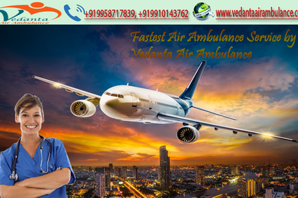 Hire Your Own Air Ambulance Service in Delhi for your loved one with Economical Fare