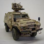 ACMAT VLRA 2, Bastion/Fortress et ALTV au 1/48 (Master Fighter) -