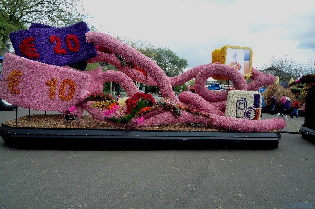 Corso fleuri de Noordwijk