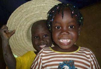 MEILLEURS VOEUX RECUS DE MAMPATIM AU SENEGAL : 'DEWENATY'