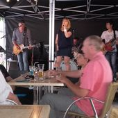 24 juin - Fanny William Blues Band - Les Tilleuls . . . . . . . . . . . . . . . . . . Brasserie Musicale